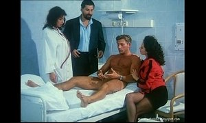 Erika Bella - Flying Nurses (Le Porcone volanti) (Sarah Young) (1997) xVideos