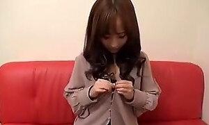 Japanese junior girl fist