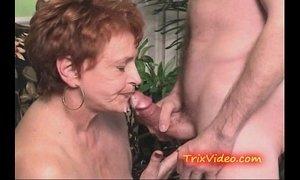 My Granny is a CUM SLUT like my MOM xVideos