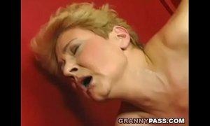 Shy Granny Becomes Slut xVideos