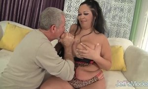 Sexy MILF Aire Fresco get fucked good AnalDin