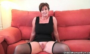 Do British grannies really prefer solo sex? xVideos