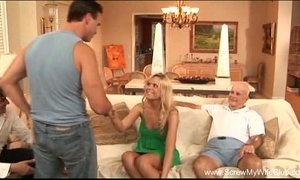 Blonde Swinger Wife Enthusiastic Cheater xVideos