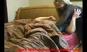 Horny MILF Sucks And Fucks Her Step Son – More MILF Action At hotmilfs.co.nr xVideos