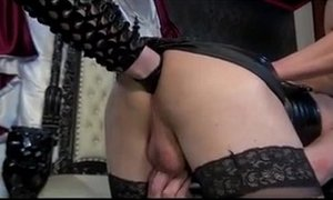Two Sissy's brutal fucked xVideos
