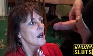 Divorced mature lady Pandora enjoys having submissive sex xVideos