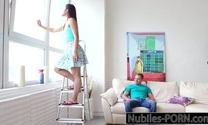 Nubiles-Porn My Foreign Teen Step-Sis Swallows!