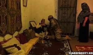 American soldiers visit arab whorehouse xVideos