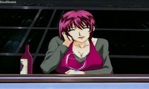 Gibo no Toiki: Haitoku Kokoro ni Tadayou Haha  no Iroka OVA 1 AnalDin