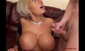 milfsonly.blogspot.com-Hottest big boobed MILF fucked hard xVideos