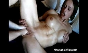 Busty milf double fist fucked to a wild orgasm xVideos