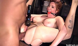 Huge breasts redhead Mother I´d Like To Fuck ass fucking screwed
