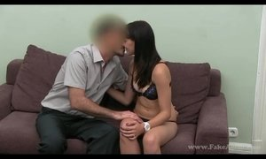 Amateur Girl Banged On Sofa AnalDin