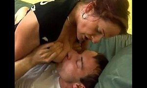 German Mother and Stepson xVideos