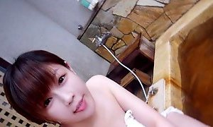 Asian Girl get punish With Big Tits