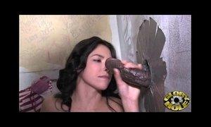 Girl Next Door Interracial Gloryhole! xVideos
