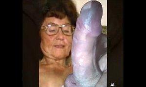 Delicious granny from xxxmilf.pro masturbating xVideos