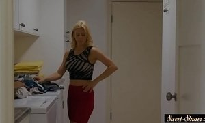 Busty milf seduced by her stepson xVideos