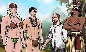Archer Cartoon Video