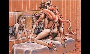 Giant Cock Hard Sex Comics xVideos