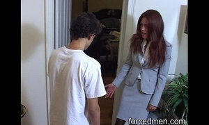 Solo cock masturbation for peeping Tom's punishment xVideos