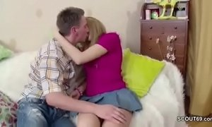 Bro Take Care of Step-sister and Seduce Her to Fuck xVideos