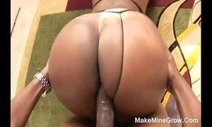 Hot Ebony Sucked A Huge Cock And Got Facial2 xVideos