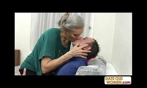 Grey hair old grandmother fucking xVideos