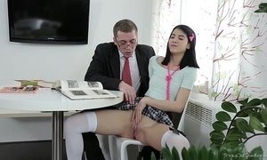 Tricky old teacher - jody played with her pussy xVideos