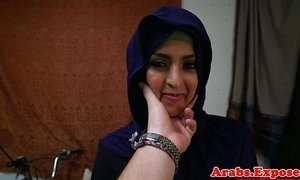 Arab babe throathed and fucked balls deep xVideos