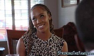 Black stepdaughter jizzed xVideos
