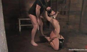 Jade Indica bdsm and bondage AnalDin
