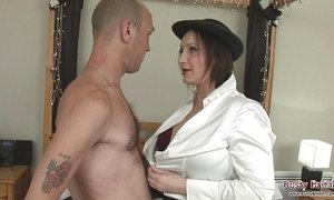Busty Cop Hollie Benton Get All Holes Filled xVideos