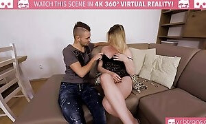 VRBTrans.com Angelina Toress Seducing her friend and fuck him hard in the ass